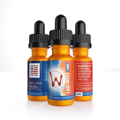 lgd 4033 dosage