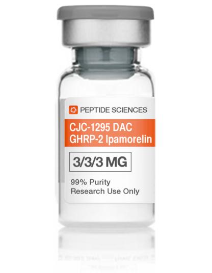 CJC1295 Ipamorelin GHRP2 Blend