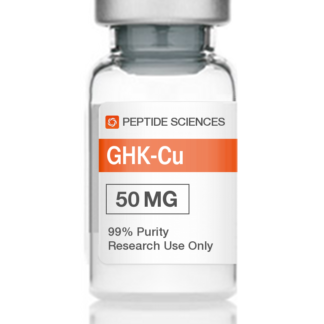 GHK-Cu 50mg (Copper Peptide)