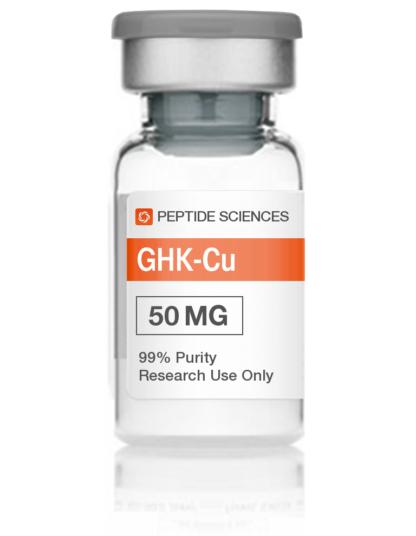 GHK-Cu 50mg (Copper Peptide)
