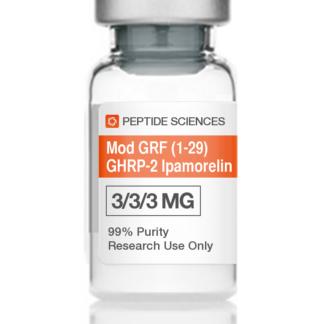 ModGRF Ipamorelin GHRP2 Blend