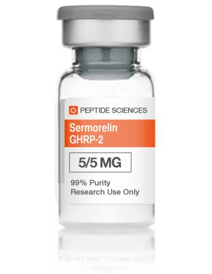 Sermorelin GHRP2 10mg Blend