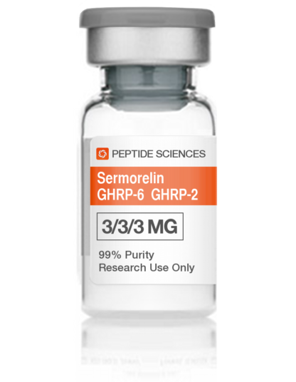 Sermorelin GHRP6 GHRP2 Blend