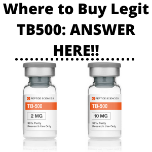 Where to Buy Legit TB500